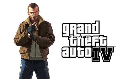 Grand Theft Auto 4 Аккаунт