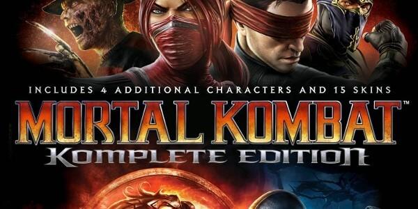 Mortal Kombat Komplete Edition Аккаунт с почтой